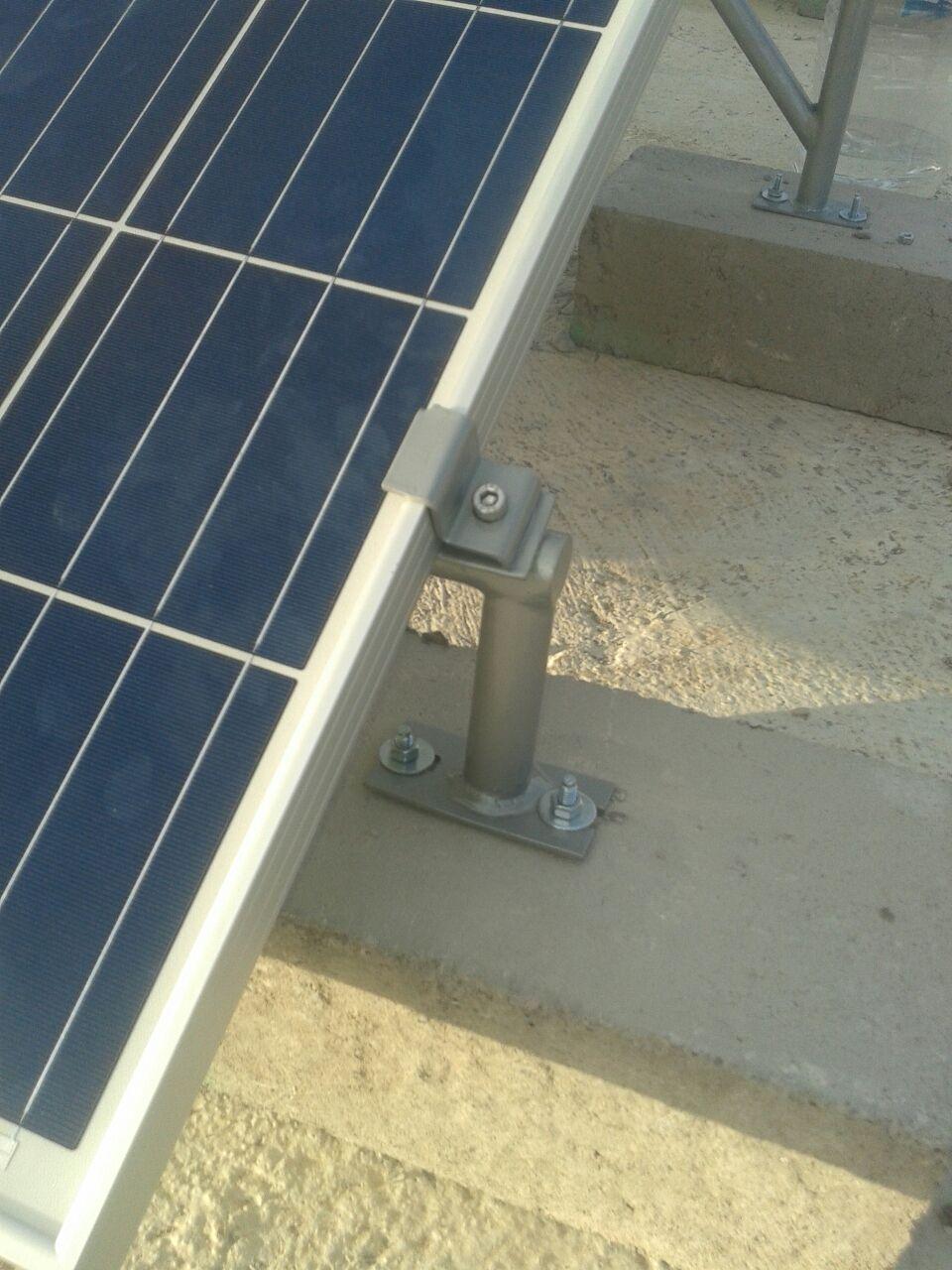 SolarSnap, Acero Fuerte