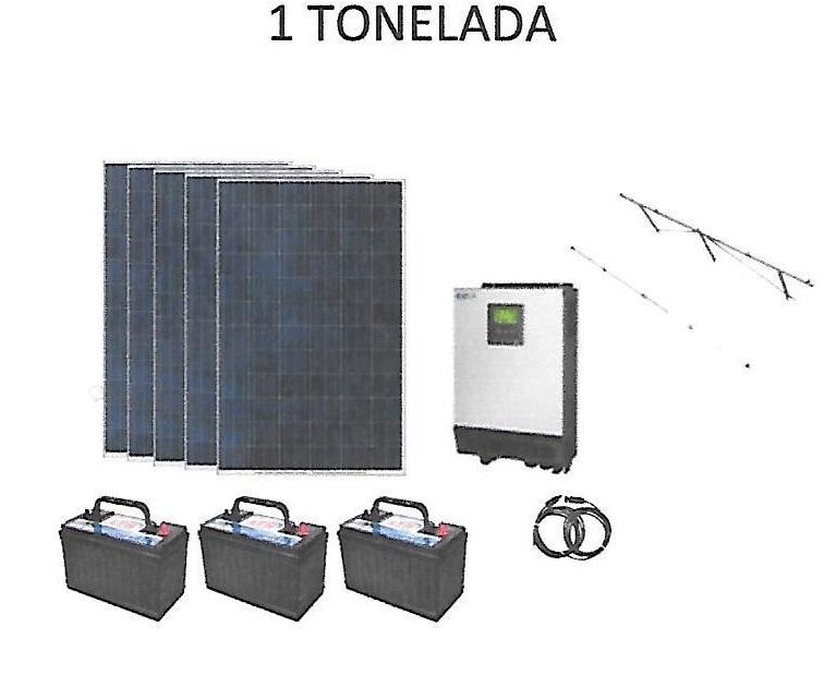 1 Tonelada Chico