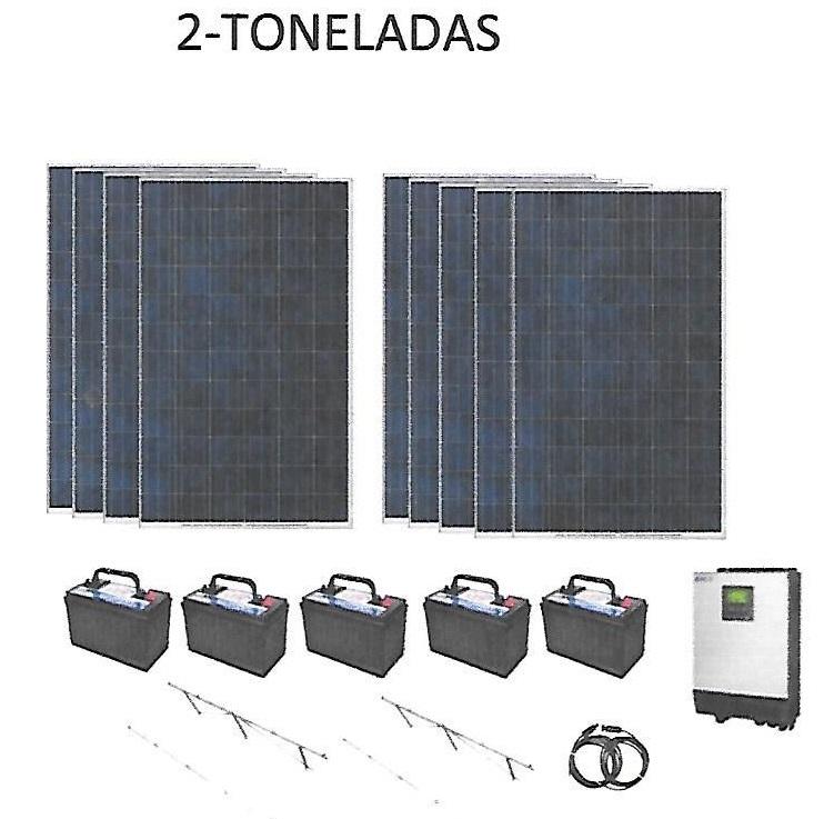 2 Toneladas Chico
